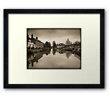 Hungerford Berkshire England Framed Print