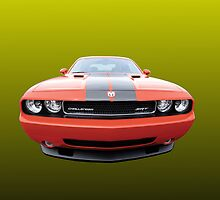 DODGE CHALLENGER SRT. by BIG-DAVE