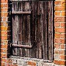 Ye Olde Wooden Door by mlphoto