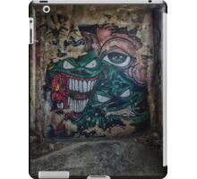 Nightmare Graffiti iPad Case/Skin