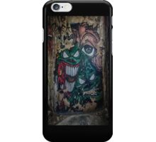 Nightmare Graffiti iPhone Case/Skin