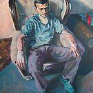 marko 150 x 120 cm by Natasa Ristic