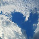 Heart In The Sky by EvaMarIza