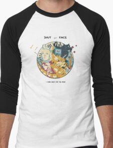 I'm In It For The Music Men's Baseball ¾ T-Shirt