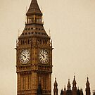 Big Ben by TilenHrovatic