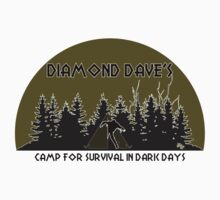 Diamond Dave's Camp For Survival In Dark Days by MookHustle