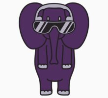 Cool Elephant by Style-O-Mat