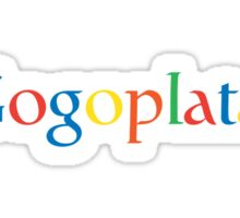 Gogoplata Sticker