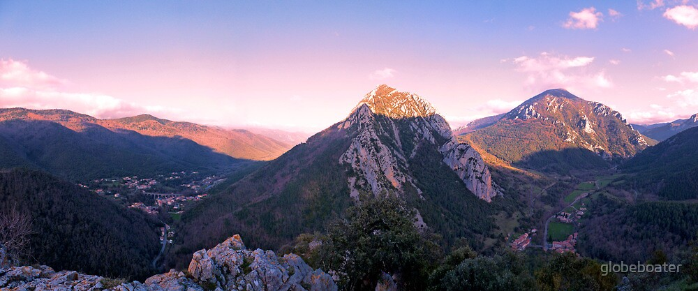 Glorious Pyrenees by globeboater