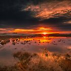 Prairie Sunset 2415_2013 by Ian McGregor