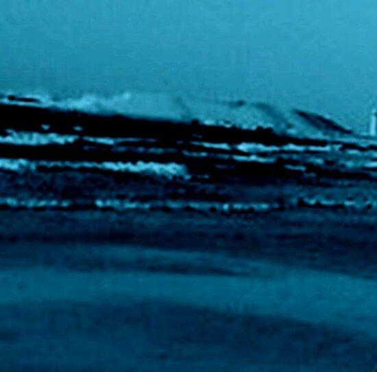 """The roaring sea"" by Norma-jean Morrison"