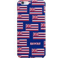Smartphone Case - State Flag of Hawaii  - Blue Named iPhone Case/Skin