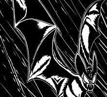 Bat Attack! by RadRecorder
