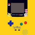 Game Boy Colour - Pokemon by LanFan