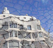 La Pedrera - Gaudí by Feli Caravaca