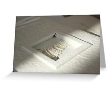 Guestbook Greeting Card