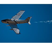CAC Sabre Photographic Print