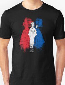 Samurai tag Unisex T-Shirt