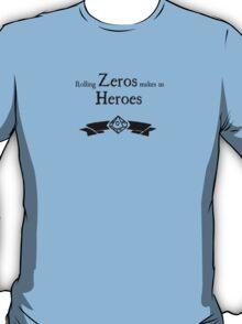 World of Darkness - Zero Hero T-Shirt