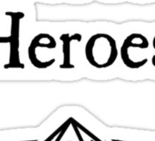 World of Darkness - Zero Hero Sticker