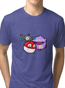 Oh Koffing! Tri-blend T-Shirt