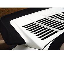 Rear Deck Photographic Print