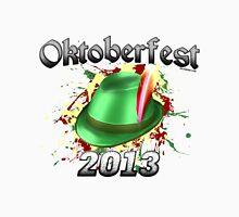 Oktoberfest German Hat 2013 Unisex T-Shirt