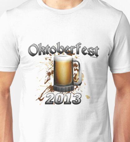 Oktoberfest Beer Mug 2013 Unisex T-Shirt