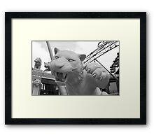 Comerica Park - Detroit Tigers Framed Print