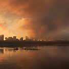Boston Morning by redtree