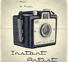 Instant Artist by Edward Fielding
