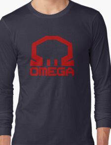 Blood Dragon - Omega Force Long Sleeve T-Shirt