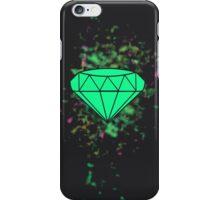 Emerald Color Blast iPhone Cover iPhone Case/Skin