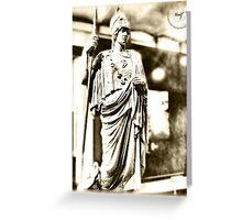 ©TP Escultura I Greeting Card