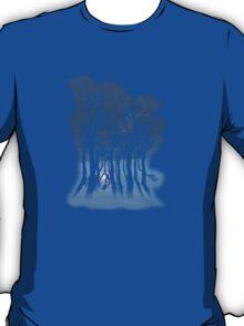 Evil woods At Night T-Shirt
