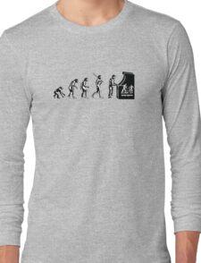 Arcade Evolution Long Sleeve T-Shirt