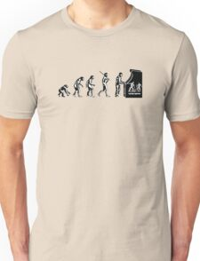 Arcade Evolution Unisex T-Shirt