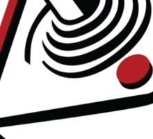 Joystick Plug Sticker
