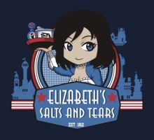 Elizabeth's Salts And Tears Shop by coinbox tees