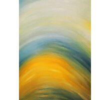 Sunset Rays Photographic Print