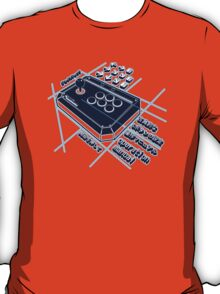 Japanese Arcade Joystick T-Shirt