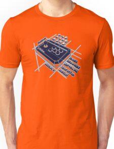 Japanese Arcade Joystick Unisex T-Shirt