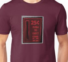Push To Eject Unisex T-Shirt