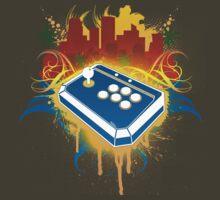 Arcade Joystick by GeekGamer