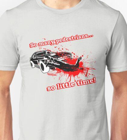 Car-mageddon Unisex T-Shirt