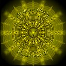  Manipura Chakra Musical note E by shoffman