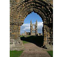 st.andrews scotland Photographic Print