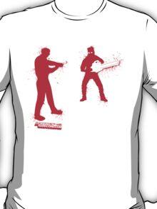 Chainsaw Zombie T-Shirt