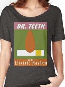 Dr. Teeth & the Electric Mayhem Women's Relaxed Fit T-Shirt