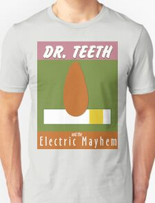 Dr. Teeth & the Electric Mayhem Unisex T-Shirt